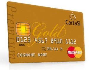 banco popolare carta di credito carta di credito oro della popolare di novara
