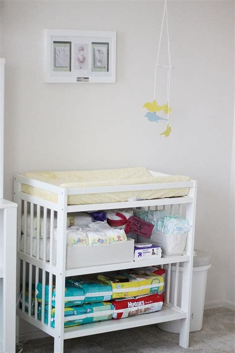 Ikea Gulliver Changing Table 25 Best Ideas About Ikea Changing Table On Organizing Baby Stuff Baby Room And