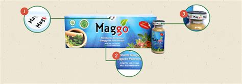 Obat Maag Herbal Maggo product review let s say bye to maag with maggo