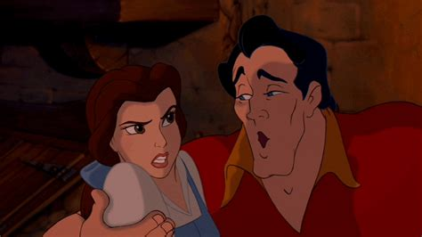 libro disney beauty and the a little just gave gaston a piece of her mind at disneyland empowering us all