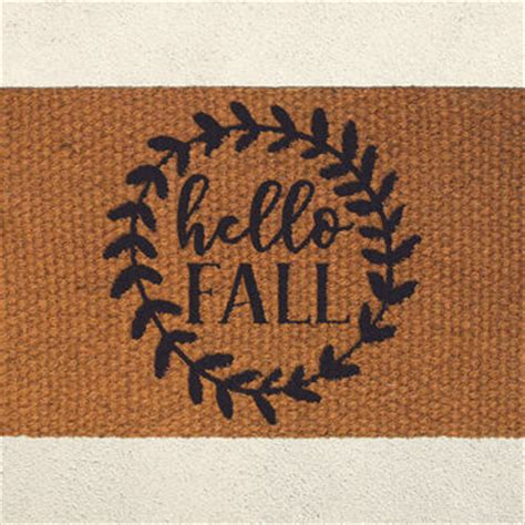 Fall Outdoor Rugs by Best Welcome Doormat Products On Wanelo
