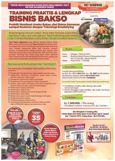 Kursus Membuat Bakso Di Jakarta | kursus membuat bakso di jakarta 1 februari 2015 mesin