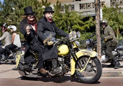 Kaos The Distinguished Gentlemans Ride dapper motorcyclists take part in distinguished gentleman s ride local missoulian