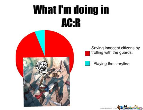 Assassins Creed 4 Memes - assassin s creed revelations by 4evalone meme center