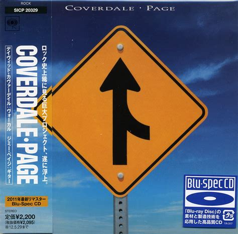 Cd Coverdale Page Album Coverdale Page coverdale page vinyl