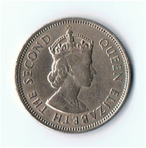 Koin Elizabeth 11 koin kuno langka coin elizabeth ii malaya and
