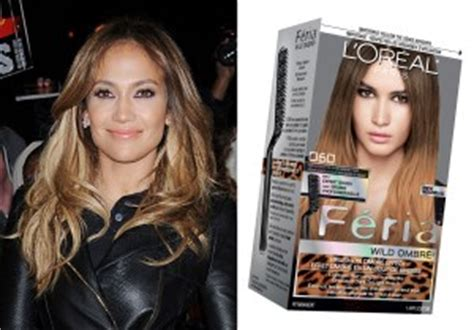 ombre kit by l oreal s brown to hairstyle flare