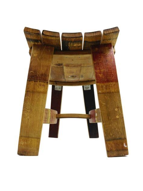 bench wine wine barrel bench hungarian workshop