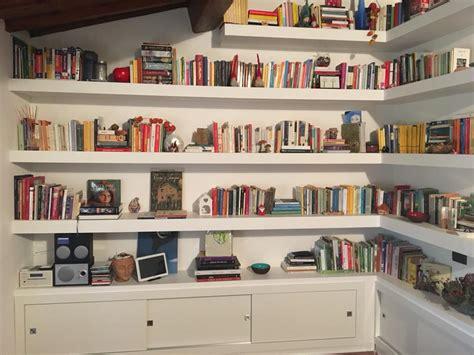 librerie scandicci libreria in cartongesso con ante scorrevoli cartongesso