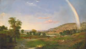 Landscape Rainbow Pictures American Artists And The Hudson River School