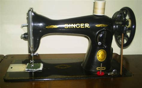 My Singer Model 15 88 sewing machine   Rubell's Antiques