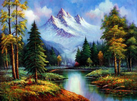 imagenes de paisajes europeos gtt pretty europeo moderno cuadro paisaje pintura al