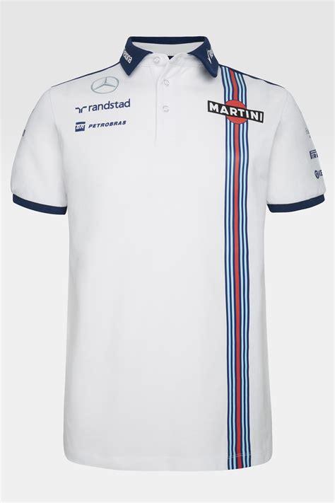 T Shirt Racing Line 1 williams martini racing hackett official team line polo