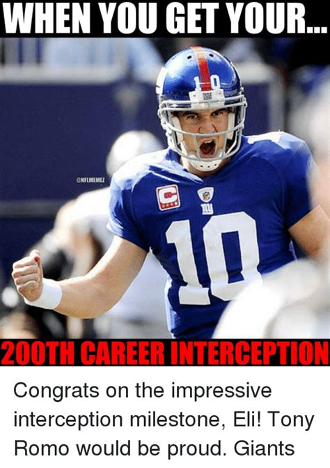 Tony Romo Interception Meme - funny tony romo memes of 2016 on sizzle football