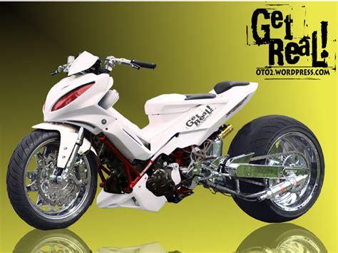 Modification Jupiter Mx 2010 by Yamaha Semakin Di Depan