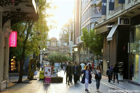 Take A Stroll At Athens Greece 2 by The Best Of Athens In One Day Travel The World