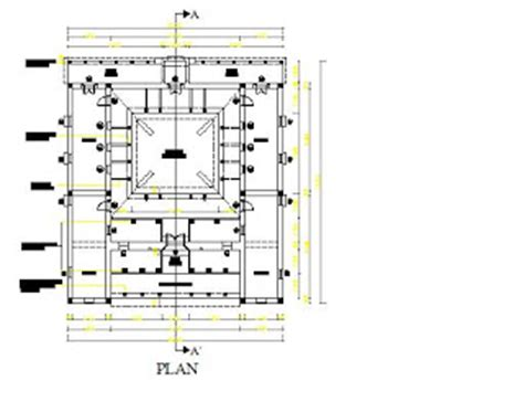 Chettinad House Plans The Ur Files Sketching Documentation