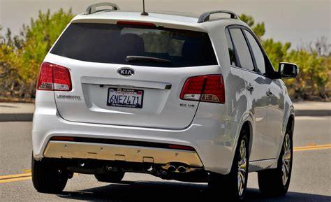 Kia Sorento Recalls 2012 2012 Kia Sorento Ii Pictures Information And Specs