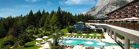 best hotel in austria the interalpen hotel leading luxury resort in seefeld