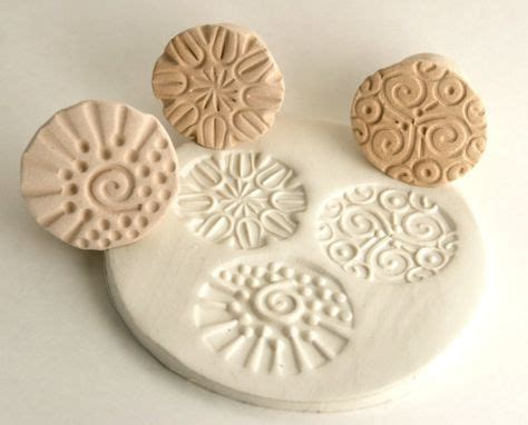 caroline schmidt ceramics ceramic sts choose your pattern texture sts