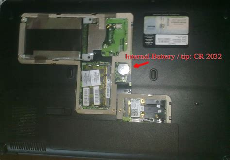 how to reset battery laptop hp primary internal battery 601 hp support forum 542305