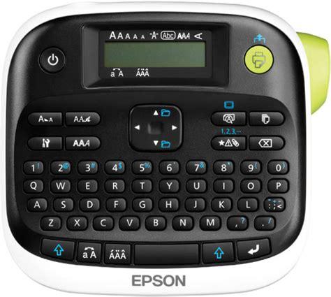 Printer Label Maker Epson Lw Pro 100 Resolusi 300dpi labelworks lw 300 label printer ca electronics