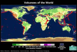 map of volcanoes in america world map volcano sylvie guillems