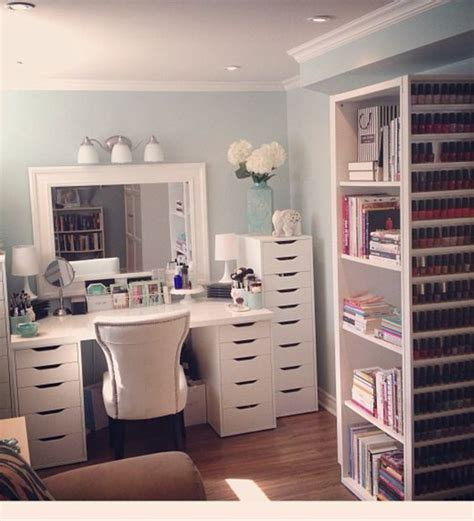 vanity room ideas 25 best ideas about nail racks on organize nail nail rack and