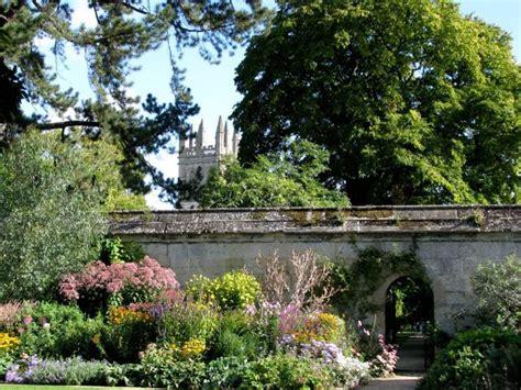 Oxford Botanical Gardens Oxford Botanic Garden
