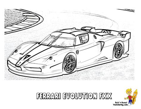 coloring pages ferrari cars free coloring pages of ferrari 458 italia