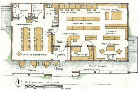 library floor plan small library floor plans library floor plans http