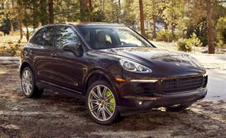 Porsche Cayenne Hybrid Review 2017 Porsche Cayenne S E Hybrid Review All Cars U Need