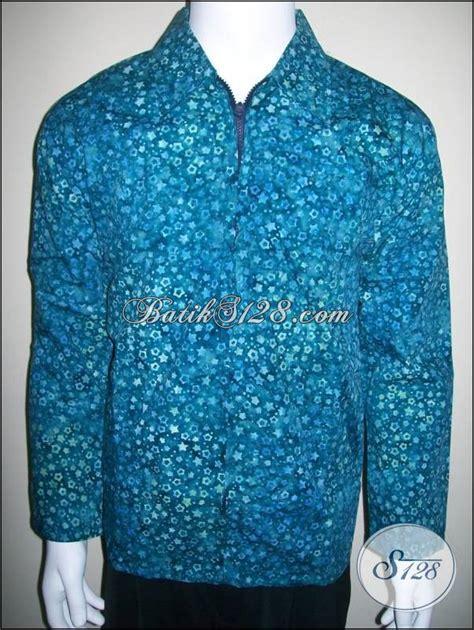 Jaket Bintang Baju Pria jual jaket batik pria warna hijau motif bintang j006 toko batik 2018
