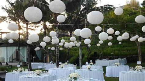 Wedding Organizer Untuk Garden by 13 Dekorasi Pernikahan Outdoor Minimalis Murah Rumah Impian