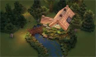 Real Hobbit House stream cottage minecraft project
