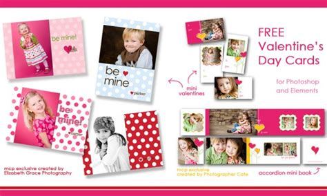 accordion photo cards templates free s day mini cards and accordion book templates