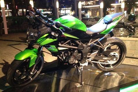 Mesin Rr Mesin Kawasaki Z250 Sl Sama Dengan Rr Mono