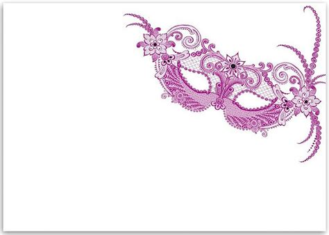 free masquerade invitation templates free printable masquerade invitation templates