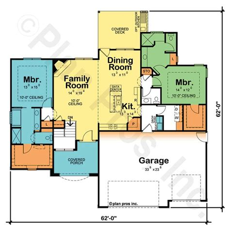 single house plans with 2 master suites house plans with two master suites on one level