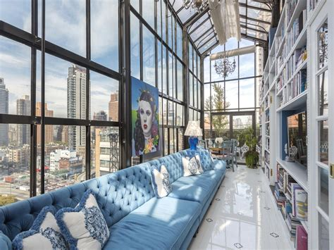 penthouses in new york extraordinary pre war penthouse overlooking new york city