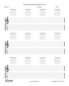 Blank Guitar Sheet by Blank Tab Sheets Car Interior Design