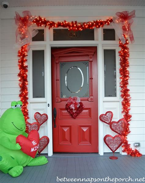 valentines day door decorations still waters notes from a virginia shire door
