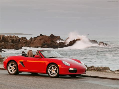 porsche boxster cayman the 987 series 2005 to 2012 working title books porsche 987 boxster 2005 car photo 005 of 11