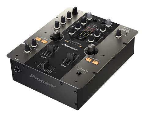 Mixer Dj pioneer djm250 k djm250 dj mixer