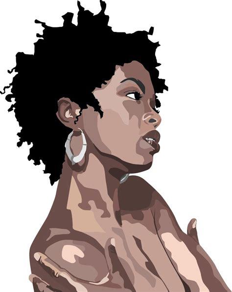 lauryn hill drawing lauryn hill illustration music inspiration pinterest