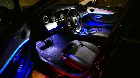 2017 mercedes e class interior lighting 2016 mercedes e class w213 ambient lighting light