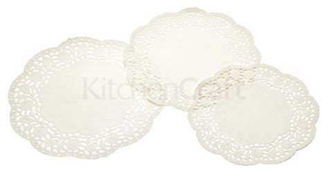 design a cake kitchencraft paper doilies mix pack of 24