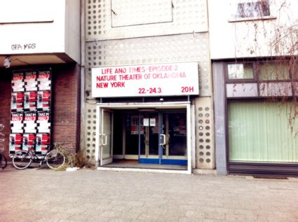 Hau Berlin by Realtime Arts Magazine Special Feature Place Berlin
