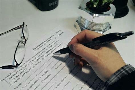 ufficio casellario giudiziale roma modello per la compilazione certificato carichi