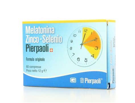 alimenti melatonina melatonina zinco selenio di dr pierpaoli